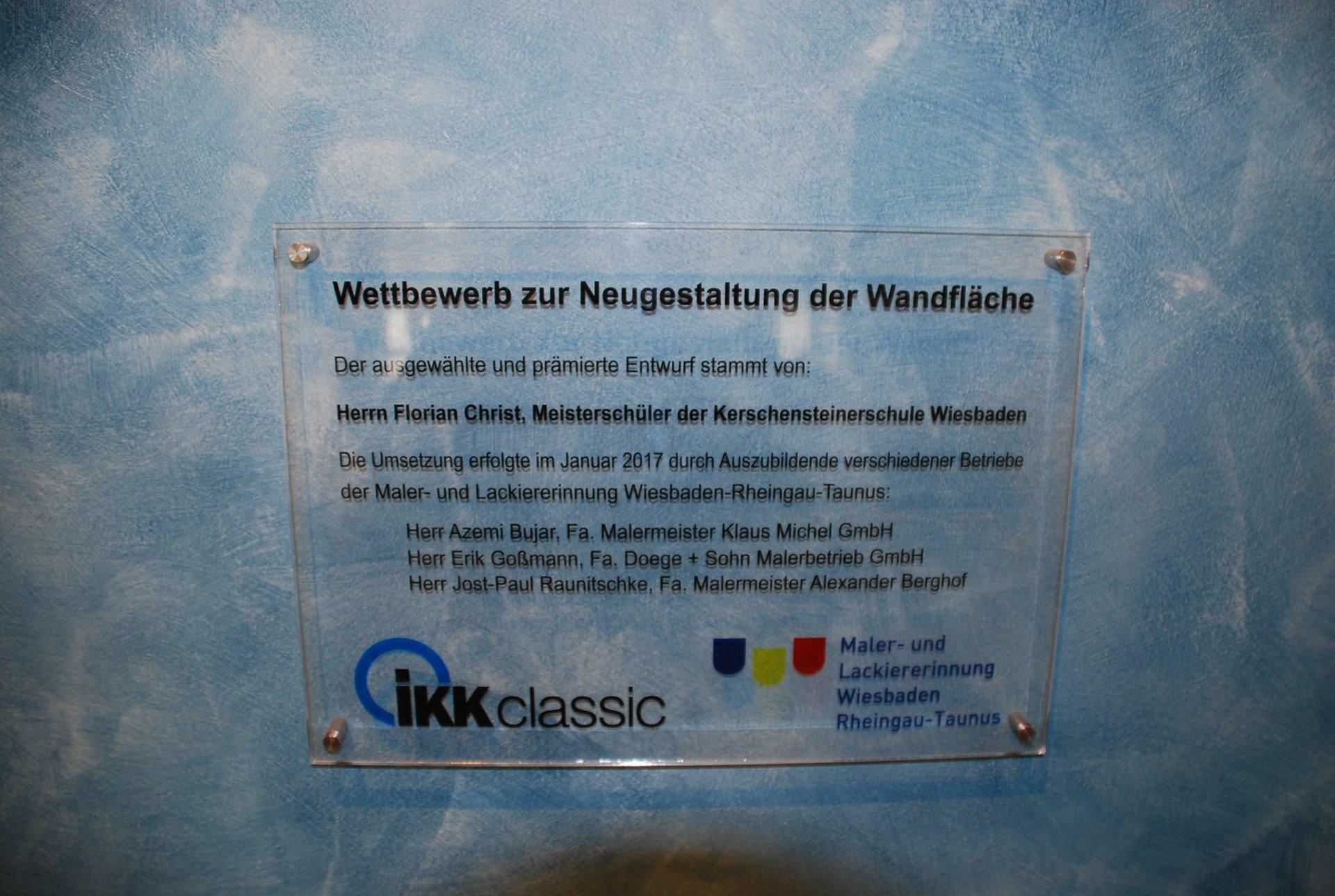 Malerbetrieb Wiesbaden auszubildende der maler und lackiererinnung wiesbaden rheingau
